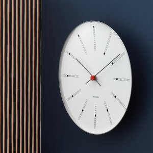 로젠달 아르네야콥센 뱅커스 벽시계 21cm
