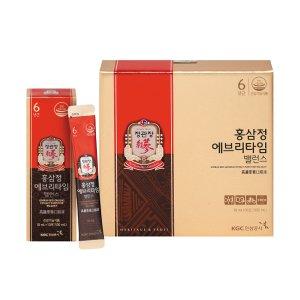 [정관장] 홍삼정 에브리타임 밸런스 30포