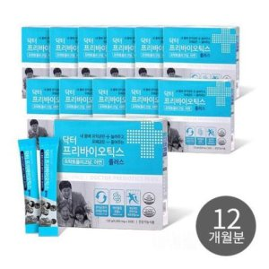 닥터프리바이오틱스 플러스 12box