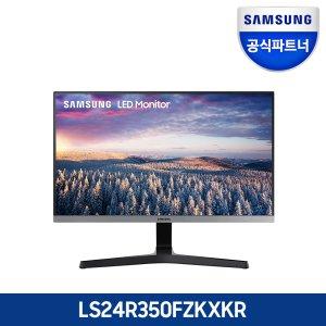 [11월 인팍단독특가!!] 삼성 베젤리스 S24R350 24인치 LED 컴퓨터모니터 75Hz