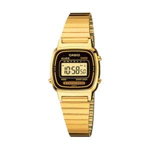[CASIO] 카시오 메탈 전자시계 빈티지 LA670WGA-1D