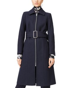 Club Monaco Vittoriah Wool-Blend Coat