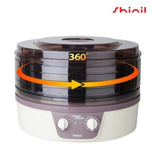 신일 360도 회전 분리형 식품건조기 SFD-H250RP