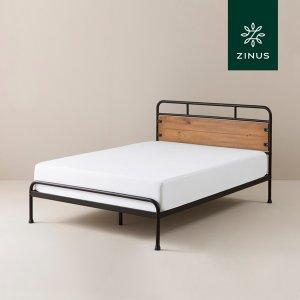 [당일출고] 산타페 하이브리드 침대 프레임 (Q)