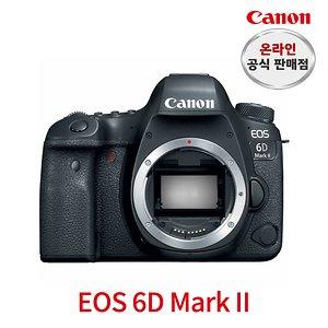 [10% 카드할인] (공식인증점) EOS 6D Mark II (Body)+활용책증정