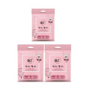 OZ(오즈) 핑크 입는 오버나이트 4팩(8맥)