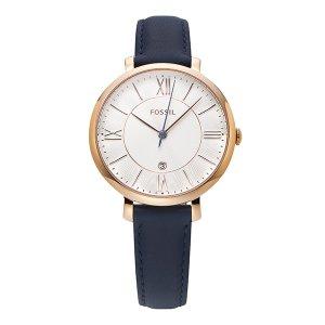 FOSSIL 파슬 ES3843 Jacqueline 여성가죽 36mm