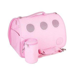 닥터펫 패션 이동가방 핑크