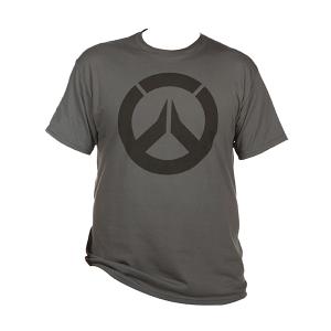 오버워치 로고 프리미엄 티셔츠 (그레이)