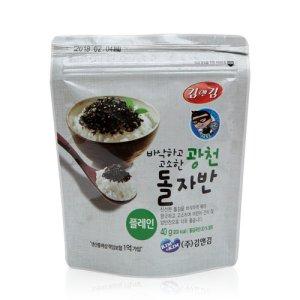 (당출/10+1행사) 김앤김 광천돌자반 플레인 40g 1봉
