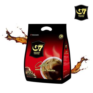 G7 수출용 베트남 블랙커피 200T