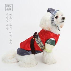[수공예] 이루마 왕자 색동한복