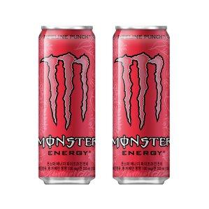 (공식) 몬스터 에너지 파이프라인펀치 355ml 24캔