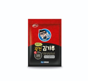 (당일출고/김자반증정)김앤김대용량 광천 김가루 1Kg