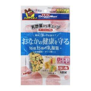 도기맨 장에 좋은 유산균 큐브 치즈 120g