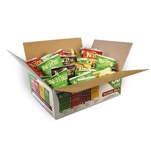 Kettle Brand Potato Chips rods 30 different flavors cheddar and barbecue