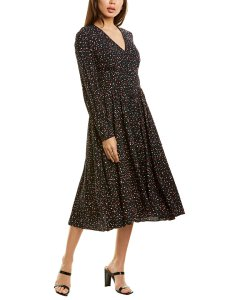 Diane Von Furstenberg Peony Midi Dress