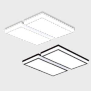 LED 거실등 듀오 100W