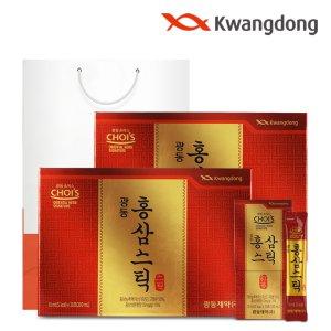 광동 홍삼스틱 (10ml x 30포) - 2박스