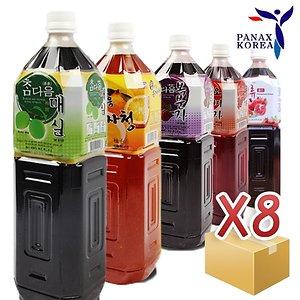 파낙스 참다음 1.5L 1박스 8개 음료베이스