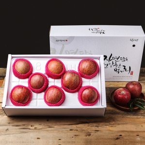 사과 선물세트 2.5kg 3.5kg