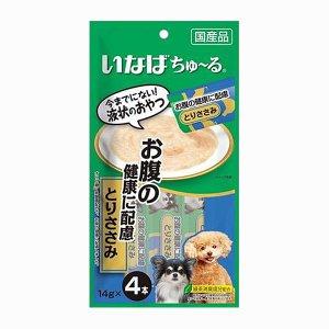 이나바 강아지 츄르 배건강케어 닭가슴살(DS-115) 14gx4개입