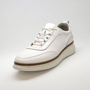 [갤러리아][몰할인상품] 탠디 스니커즈 남성화 Q18018 WHITE
