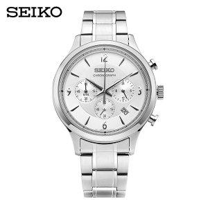 세이코 SEIKO SSB337P1 컨셉츄얼 남성 메탈 43mm