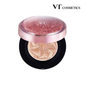 VT 프로그로스 콜라겐팩트 핑크