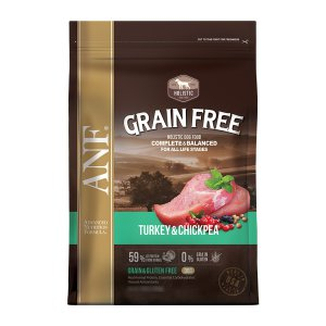 [유통기한 2021-11-03] ANF 독 홀리스틱 그레인프리 칠면조 병아리콩 6.8kg