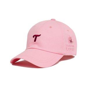 [티켓MD샵][LG트윈스] 잔망루피 에디션 키즈 모자 (핑크)