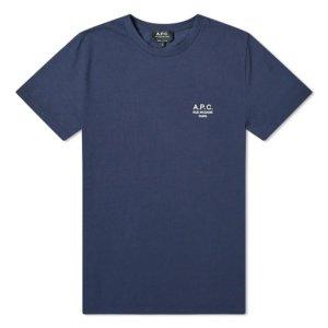 [아페쎄] 20SS 남성 레이몬드 티셔츠 Navy