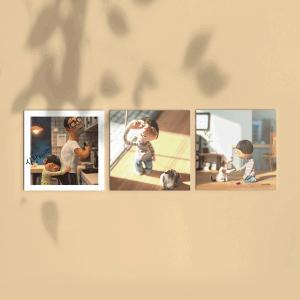 [티켓MD샵][알사탕] 엽서 9종 세트