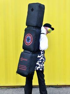 스키 스노우 보드 장비 대용량 방수 캐리어 가방