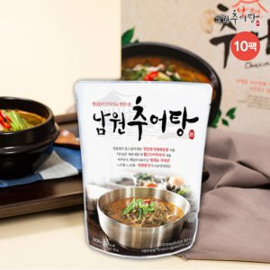 [남원추어탕] 10팩*300g(총 3kg)