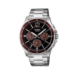 [CASIO] 카시오 메탈시계 아날로그 MTP-1374D-5A