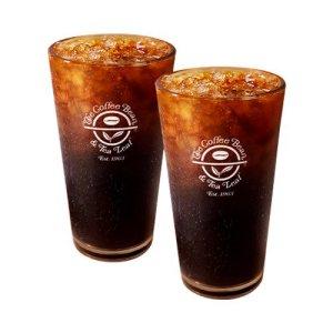 커피빈 커플 세트 (아이스아메리카노(S) 2)
