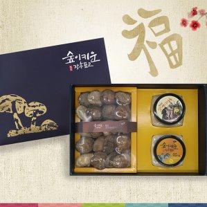 장흥표고버섯 선물세트 천연맛내기 표고세트 1호