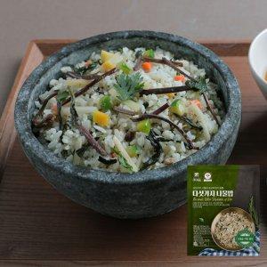 [태송] 다섯가지나물밥 (210g x 10개입)