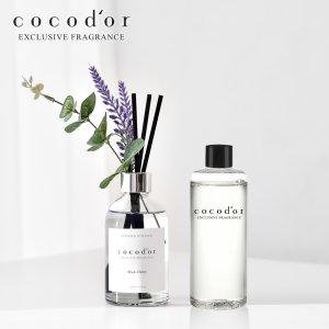 코코도르 디퓨저 화이트라벨 + 리필액 + 라벤더set