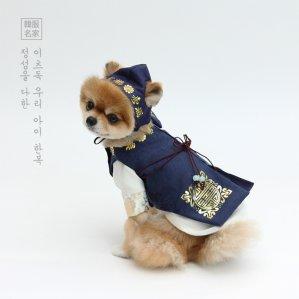 주원 왕자한복