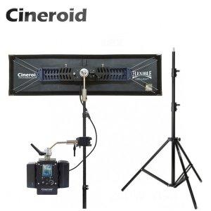 시네로이드 CINEROID CFL1600+스탠드 세트/테이크