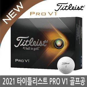 타이틀리스트 AVX/PRO V1/V1X 골프공(12알)/골프볼