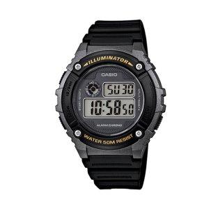 [CASIO] 카시오 전자시계 군인시계 W-216H-1B