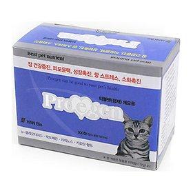 [유통기한 2021-01-01] 프로이젠 장 영양제 타블렛 고양이용 200정