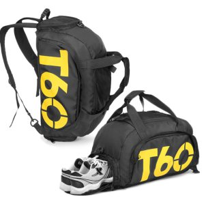 T60 스포츠가방 운동 헬스 가방 남자 여자 더플백