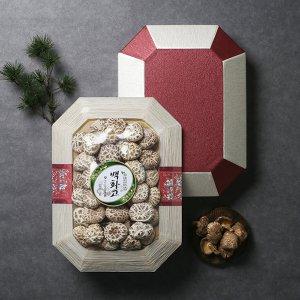 [농할쿠폰20%] 정남진표고버섯 백화고/흑화고 특품 선물세트