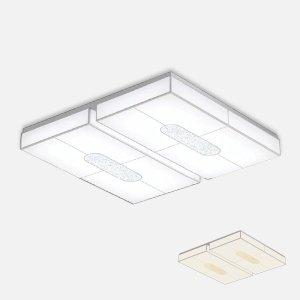 LED 거실등 로스터 100W