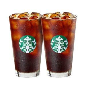 [기프티쇼] 스타벅스 시원한 아메리카노 커플세트