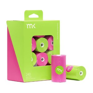 MK 풉백 그린&핑크 20매x12롤